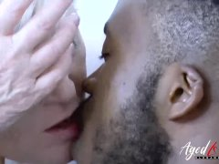 Lacey Starr Takes Huge Black Cock Deep