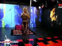 Super Horny Beautiful Nathaly Cherie Gets Creamed European Goo Ladies