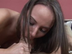Insatiable Babe Hannah West Is Getting Ravaged In The Bedroom
