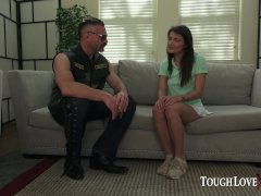 Karl Gets To Play With Adria Rae's Holes