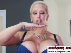 Conorcoxxx-anaconda Bone For An Amazon Queen Alura Jensen