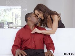 Glamorous Cougar Lisa Ann Multiracial Assfucking And Facial