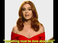 Isla Fisher & Amy Adams - Lodging Their Differences