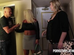 Milfs Alura Jenson And Lila Adorable Porking A Fan