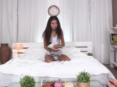 18videoz - Katty West - Young pussy for a smartphone