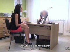 Inga Devil Never Expected Xxx For Cash With Stranger But It Happens