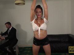 Pascalssubsluts - Ultra-cutie Cougar Slave Vicki Powell Dominated