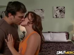 Adorable Blowjob And Dick Riding By Babe Kaci Starr Ends With A Facial