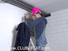 CLUBXFLAT- die heiße Hausmeisterin