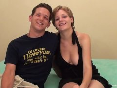 Exhibitionist Couple Love To Show Off Their Pretty Fun