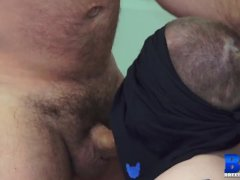Breedmeraw Shaven Fellow Tyler Reed Barebacks Youthful Jett Reed
