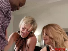 Dee Williams Creampied After Sharing Bbc
