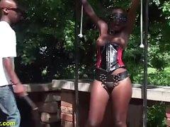 african stepsister first bdsm lesson