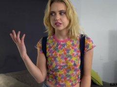 Kinky Family - Chloe Virgin - I'm The One Smashing My Stepsis