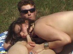 big natural tit stepsister public fucked