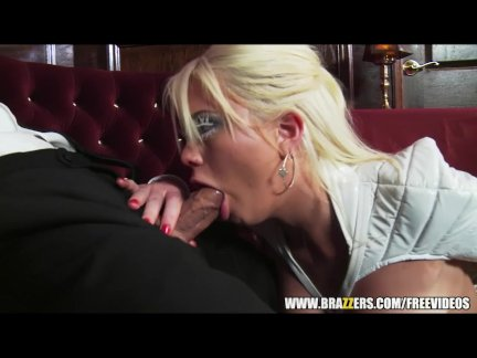 High class call girl takes a big dick - brazzers