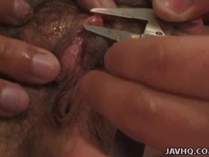 Получила пенис от ниггера