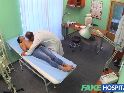 FakeHospital - Doctor sexually sets patients