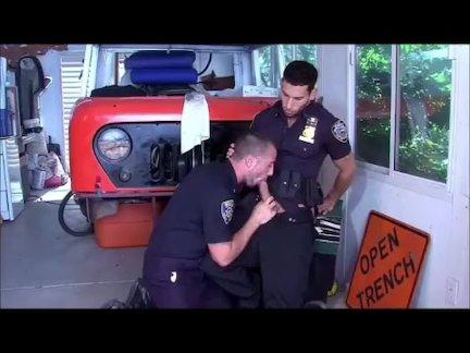 Мышечные полицейские