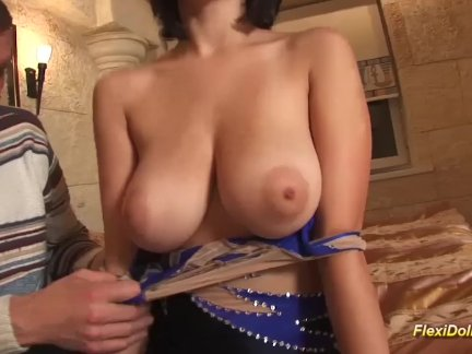 busty flexi real doll