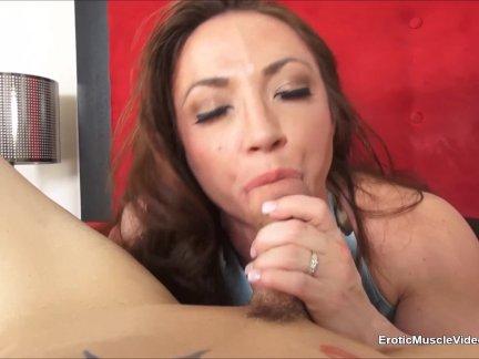 EroticMuscleVideos Teasing Sweet Cocks