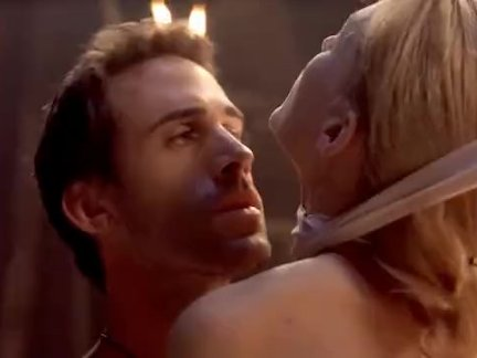 Heather Graham BDSM Sex Scene