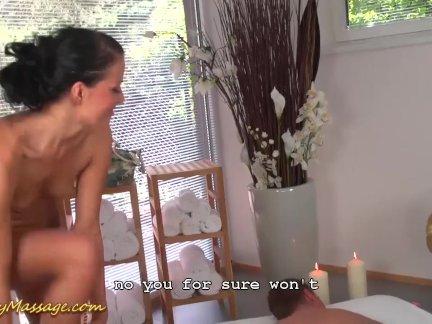 Реальный скользкий нуру массаж секс