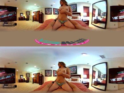 ლ(▀̿̿Ĺ̯̿̿▀̿ლ) Porno Realidade Virtual Com Novinha Dando Buceta Para Pirocudo