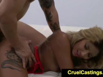 Fetisch Latina Blond HD Casting