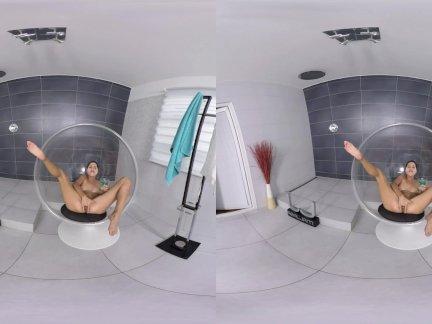 ლ(▀̿̿Ĺ̯̿̿▀̿ლ) Porno Realidade Virtual Ninfeta Gostosa Masturbando Depois Do Banho