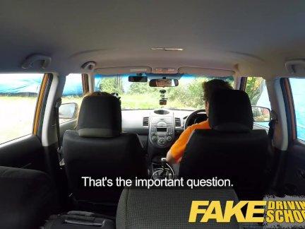 Поддельные автошкола новая серия создателей поддельных такси
