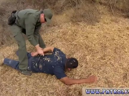 Image Sucking cops dick bondage grope Stunning