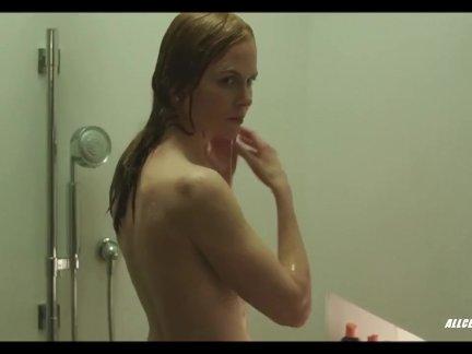 Николь кидман ню мокрая грудь в душ и секс
