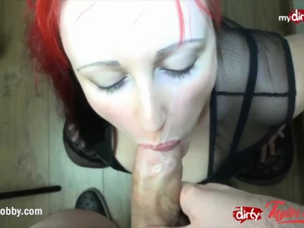 My Dirty Hobby – Redhead BBW queen of asses!