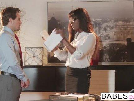 Детки-офис одержимость-сука босс в ролях тайлер никсон и ана флорес