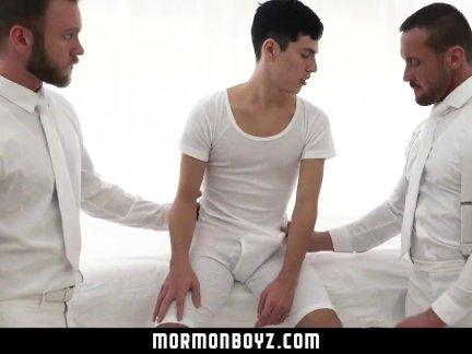 Мормонбойз-подчинение мальчик трахается два старше мужчины