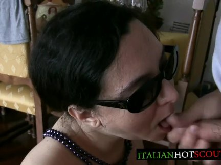 milf italiana pompinara prima volta hard