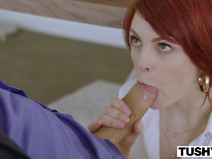 Попки бри дэниелс ' первый анальный секс сцена