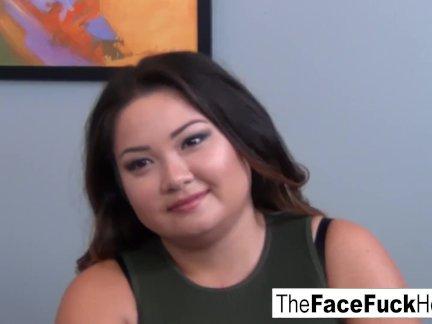 Жижи скай - лицо трах