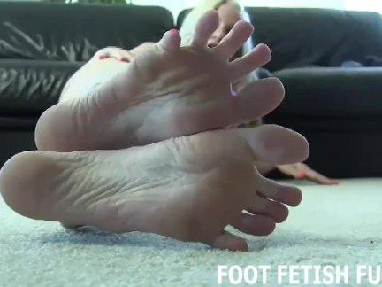 Ноги доминирование и фемдом ноги фетиш видео