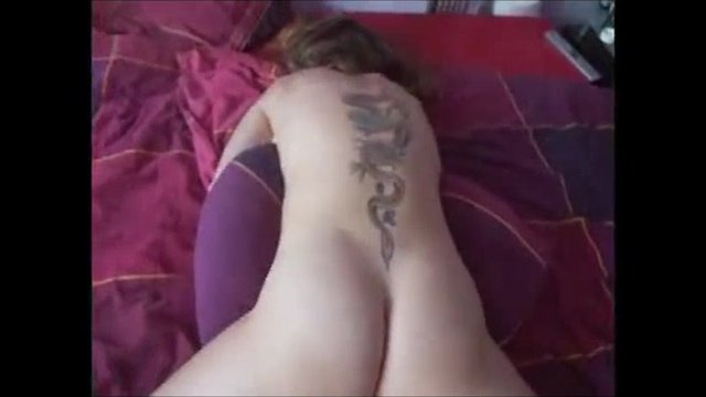 pillow humping orgasm
