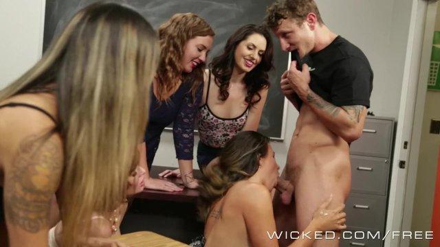 foot fetish porno příběhy