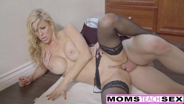 szuper anya szex