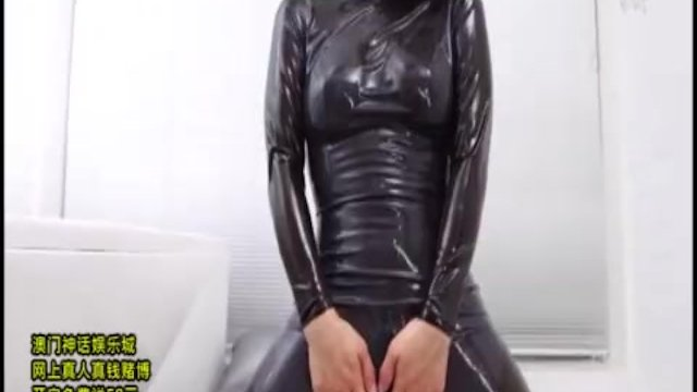 rubber lover 0827 - sex video