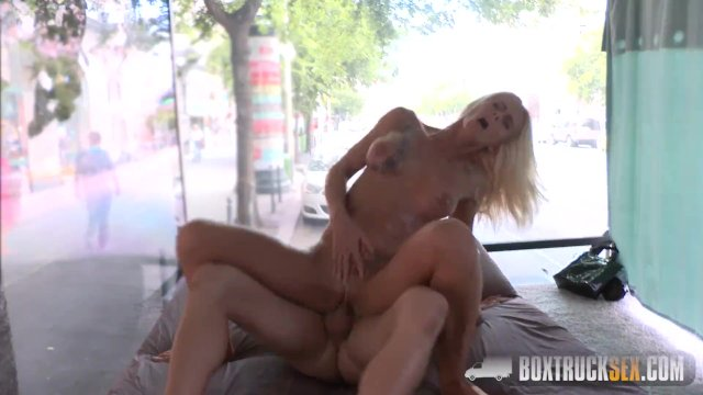 Amazing Dyana Hot gets a massage on her tits - sex video