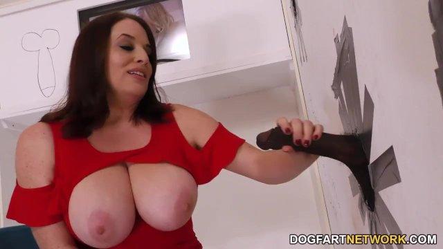 Maggie Green Interracial Gloryhole Sex Redtube