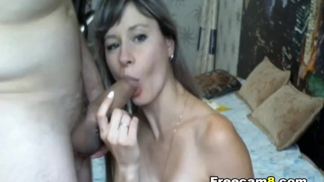 Hot Russian Babe Gets Fuck Doggie Style By Her Friend