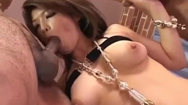 Reiko Yabuki gets the right cock in her right - More at hotajp com