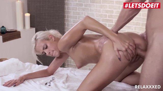 LETSDOEIT - Czech Hottie Ria Sunn Wants Happy End With Her Massage