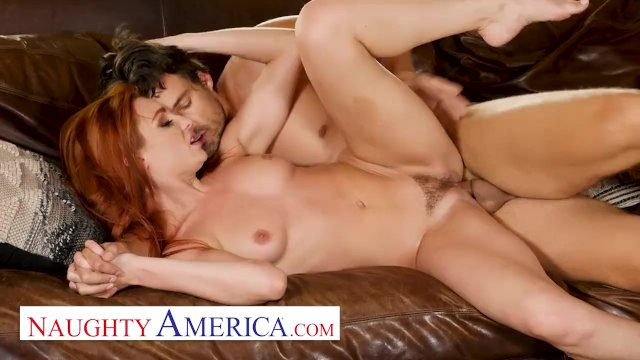 Naughty America - Michelle Miller (Lacy Lennon) craves attention and cock!